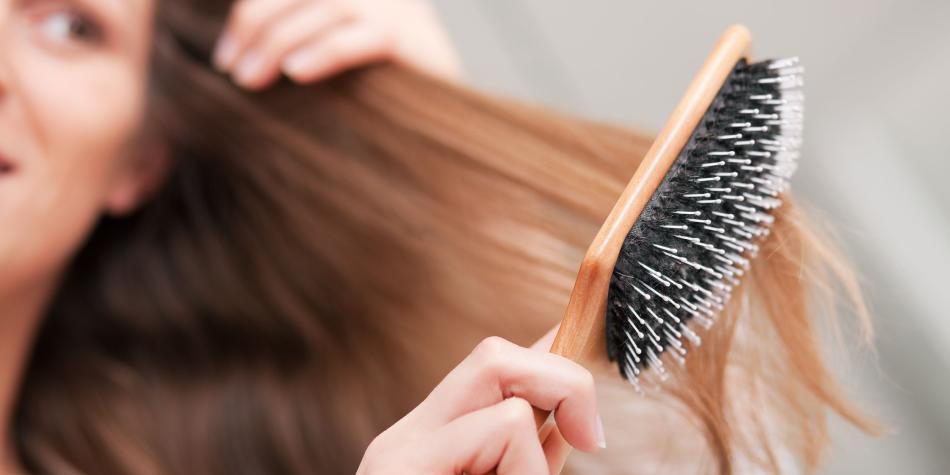 buen cuidad del cabello si romper