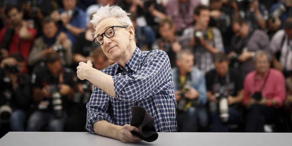 Woody Allen, director de cine