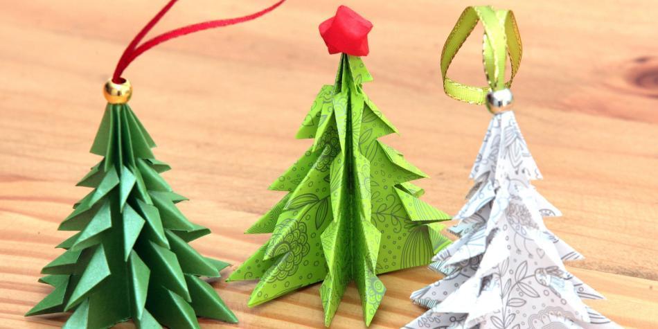 9dea1bfb694 Figuras de navidad en origami - Educación - Vida - ELTIEMPO.COM