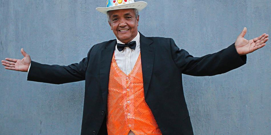 Rey del carnaval de la Feria de Cali