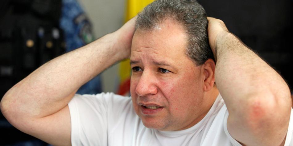 'Don Mario' dice que una 'fuerza oscura' promovió su extradición