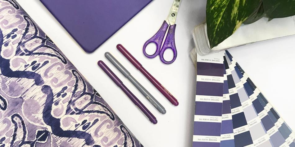 Violeta, color para el 2018 según Pantone Institute - Gente ...