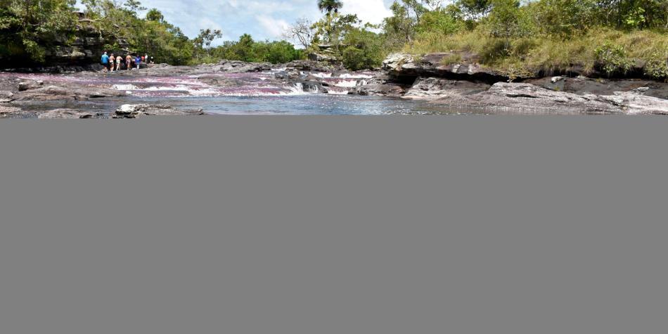 Zonas naturales que han estado amenazadas en Colombia