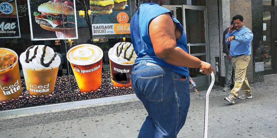 5657e20594 Estados Unidos está propagando la obesidad al mundo entero - Salud ...