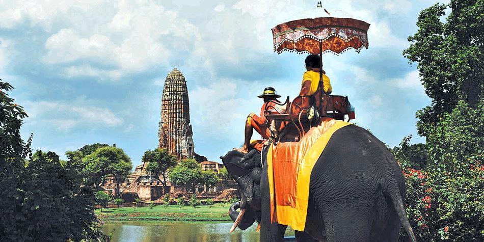 Turismo por el sudeste asiático