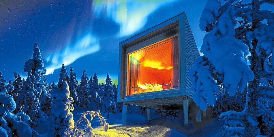Hotel Arctic Treehouse
