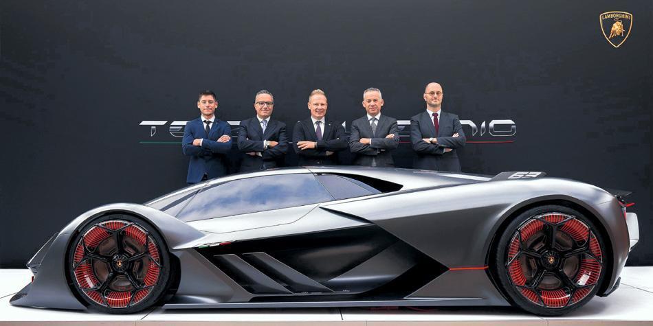 d5e484758 Nuevos vehículos eléctricos de Ferrari, Lamborghini, Porsche y Aston Martin  - Novedades Tecnología - Tecnología - ELTIEMPO.COM