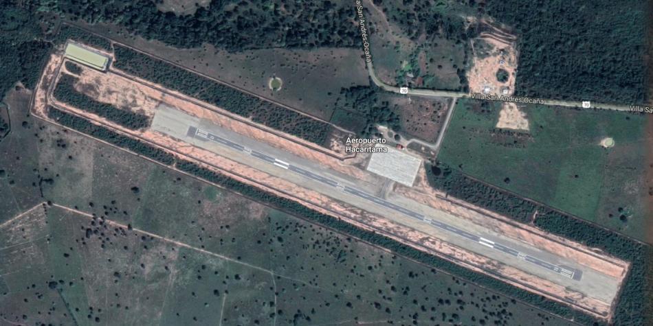 Aeropuerto de Aguachica Cesar