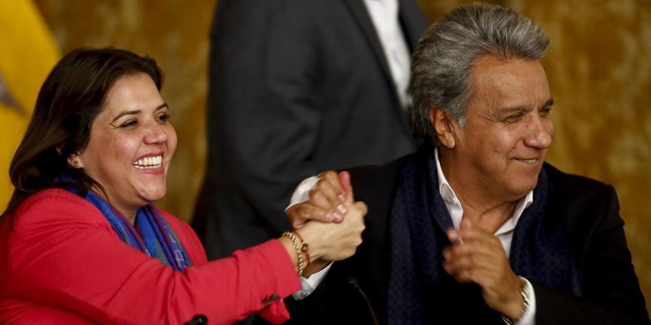 Consulta sobre reelección en Ecuador