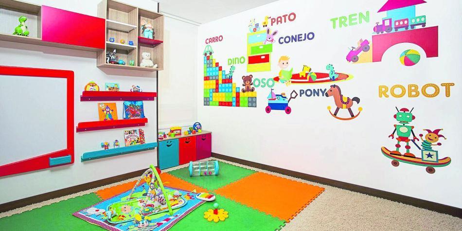 Espacios De Juego Para Niños En El Hogar Educación Vida