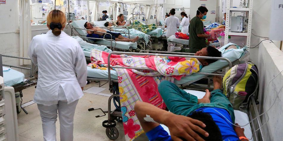 Quejas sobre servicios de salud