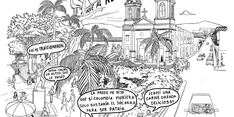 Pueblos patrimonio para colorear - Música y Libros - Cultura ...
