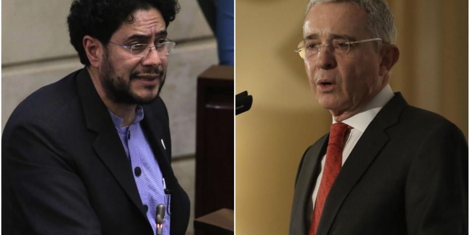 Iván Cepeda no irá a la indagatoria de Uribe, pese a que puede hacerlo