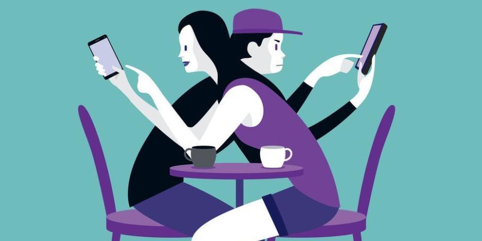 Estudio revela que los celulares afectan las relaciones ...