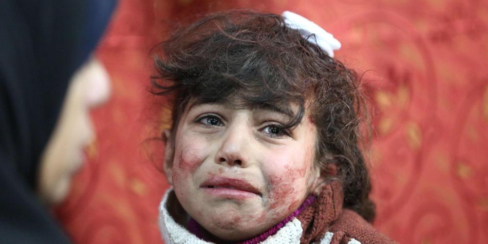 Siria: 7 años de guerra en la que se pasaron todas las líneas rojas