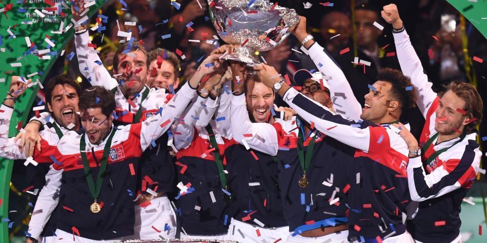 Aprobaron el nuevo formato de la Copa Davis