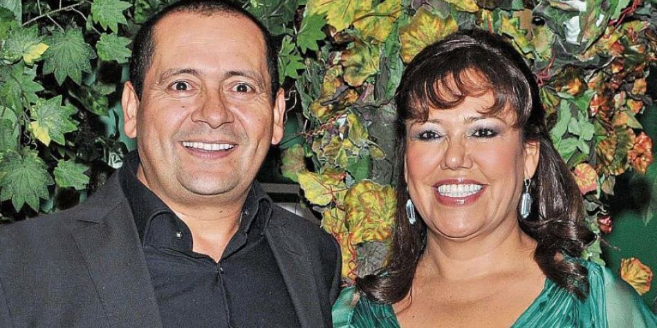 Los hermanos Jesús y Luz Mary Guerrero
