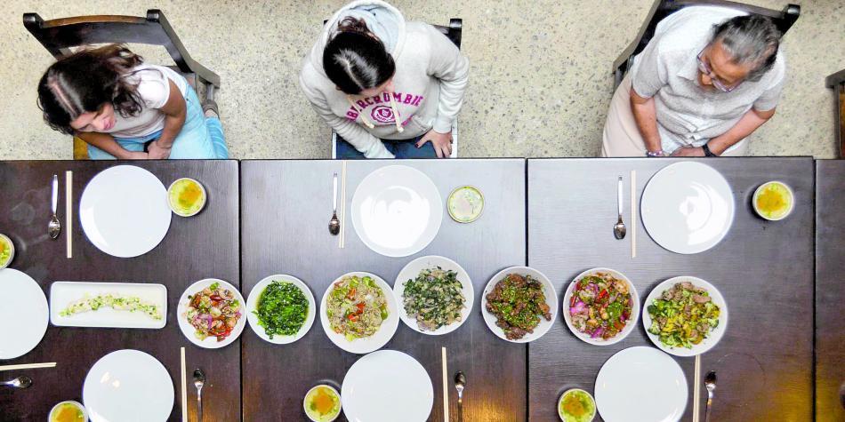 Cocinero canadiense transforma la vida del barrio Miraflores ...