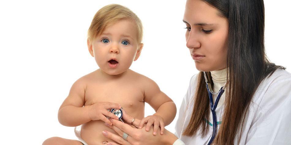 un bebe de 2 meses puede tener parasitos