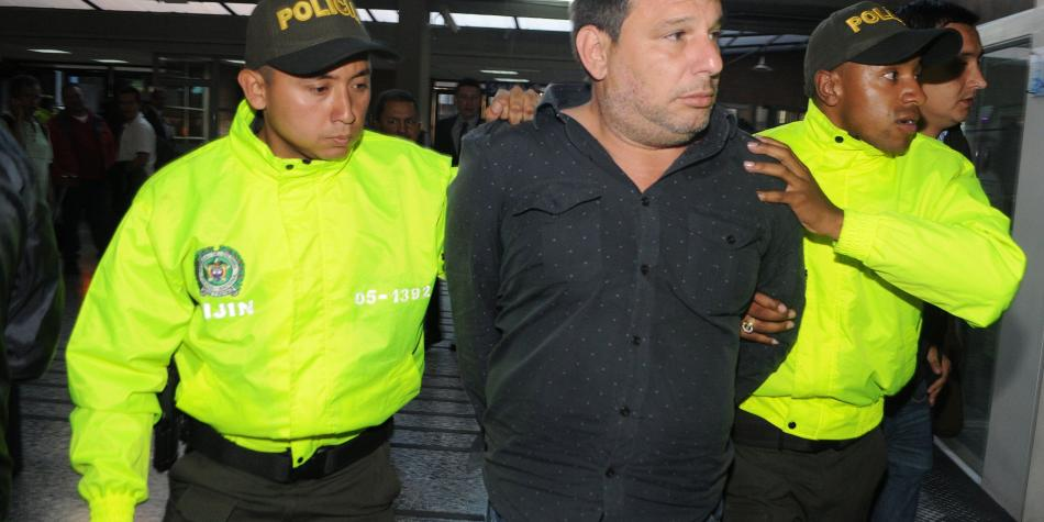 Env an a prisi n a cubano capturado por plan para atentar for Juzgados de paloquemao