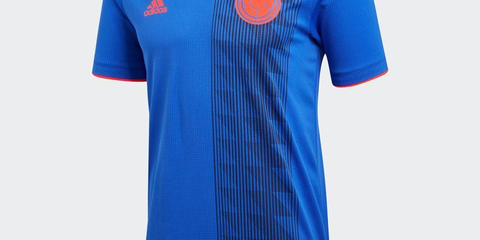 Se filtra el uniforme alterno de Colombia para el Mundial Rusia 2018 -  Fútbol Internacional - Deportes - ELTIEMPO.COM 99bebf11d62