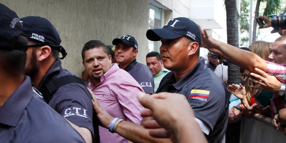 Juez Dictó detención domiciliaria a nueve concejales de