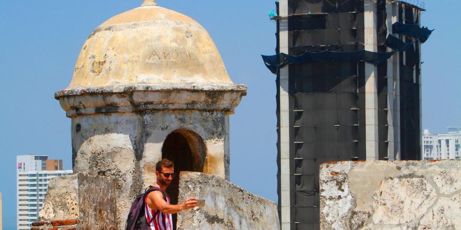 Edificio afecta patrimonio histórico de Cartagena
