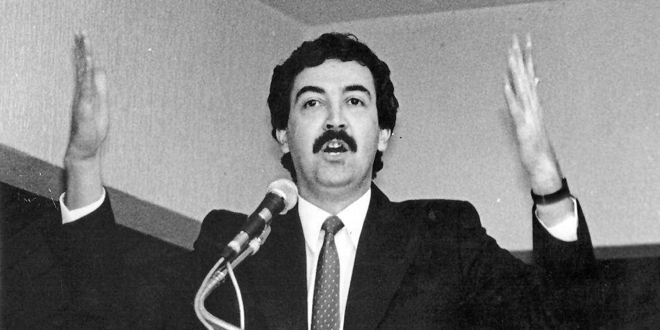 Bernardo Jaramillo Ossa, candidato presidencial asesinado
