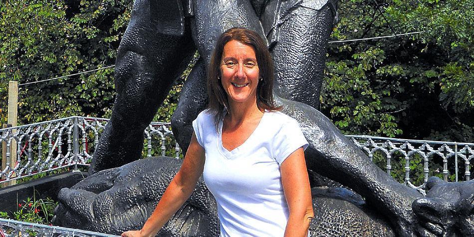 Nancy Kiernan, ciudadana estadounidense