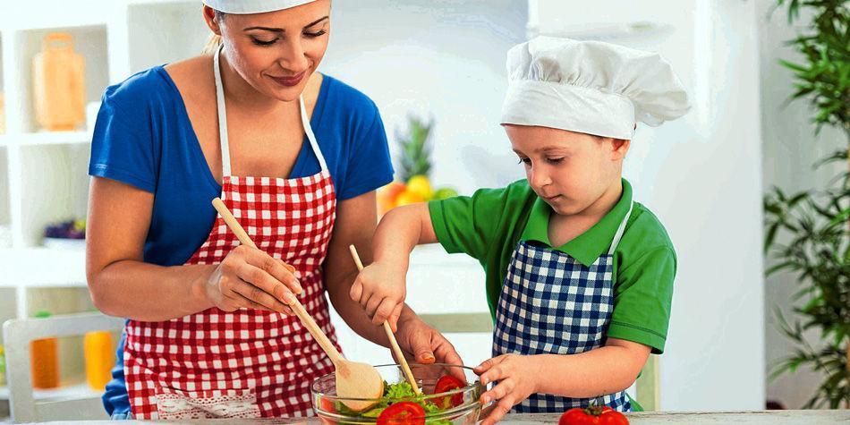 como cuidar la alimentacion de los ninos