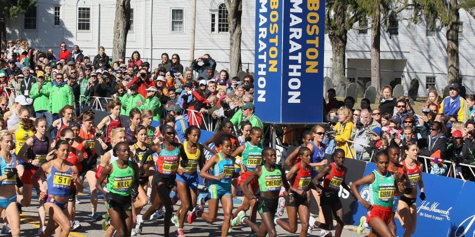 Maratón de Boston, otra víctima del nuevo coronavirus