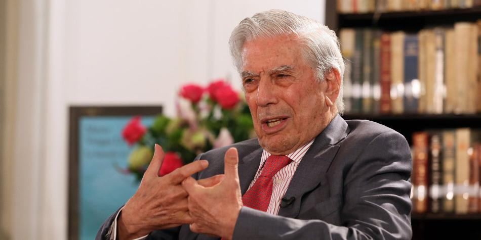 Vargas Llosa espera que suicidio de Alan García no frene a jueces