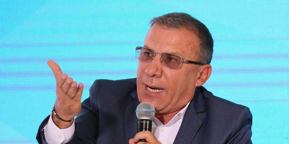 Roy Barreras, senador del partido de 'la U'