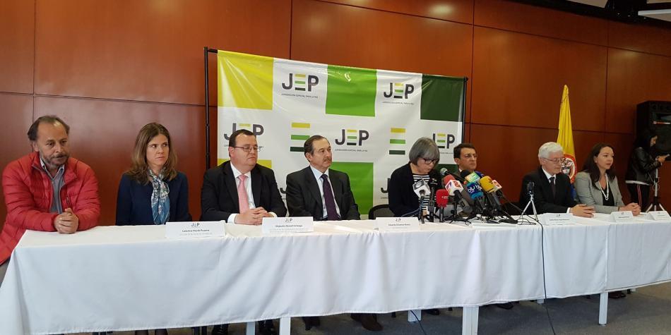 Víctimas piden que casos que estudiara la JEP sean sin ...