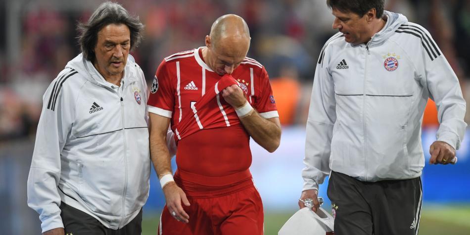 Tres grandes que se van del Bayern Múnich