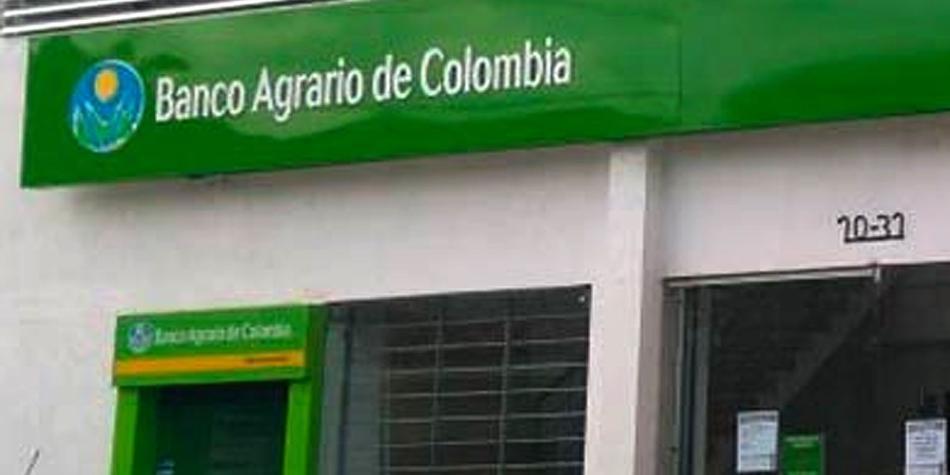 Millonario fraude con beneficiarios fantasma del Banagrario en Tolima
