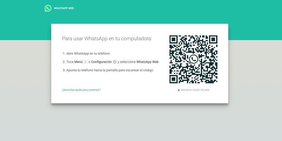 Así le pueden hackear su cuenta de WhatsApp con un código QR