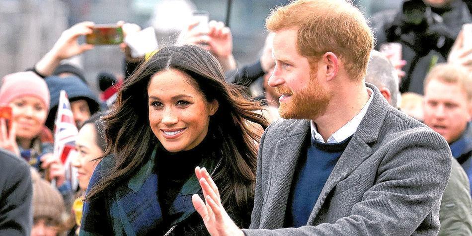 Enrique y Meghan darán un paso al costado como miembros de la realeza