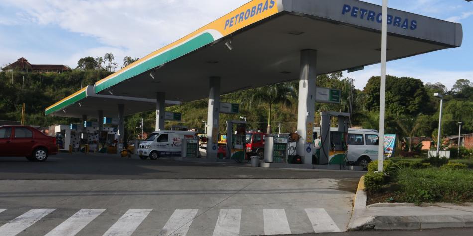 Precio de la gasolina en Colombia