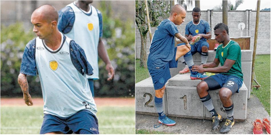 como hacer piernas de futbolista
