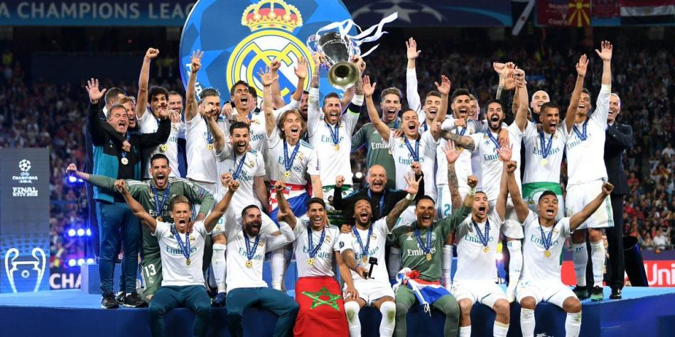 Real Madrid Bild