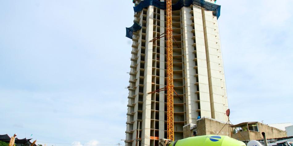 Alcalde de Cartagena tomó una decisión: va a derribar torre Aquarela