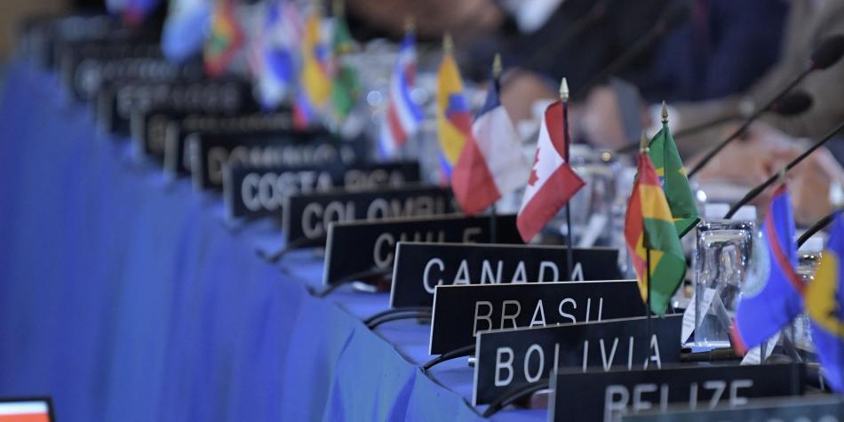 Ante una OEA dividida, Almagro dice que lo de Evo fue un 'autogolpe'
