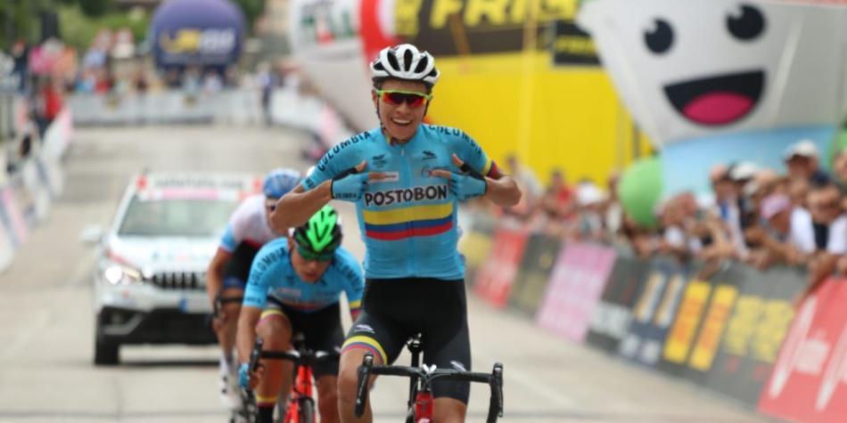 descuento especial de mejores ofertas en código promocional Otro doblete en el Giro Sub23: Muñoz ganó la etapa; Rubio ...