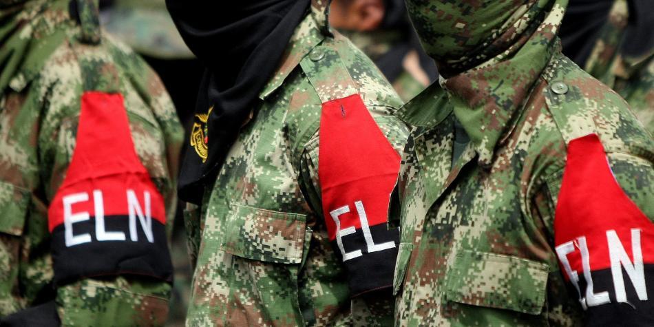 Detienen en España a una persona que administraba páginas web del Eln