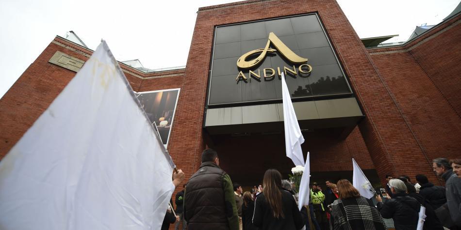 ¿Qué ha pasado con los sospechosos del atentado en el Andino?
