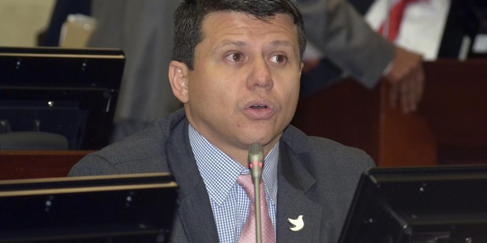 Aplazan diligencia de 'Ñoño' Elías en la Cámara por caso Odebrecht