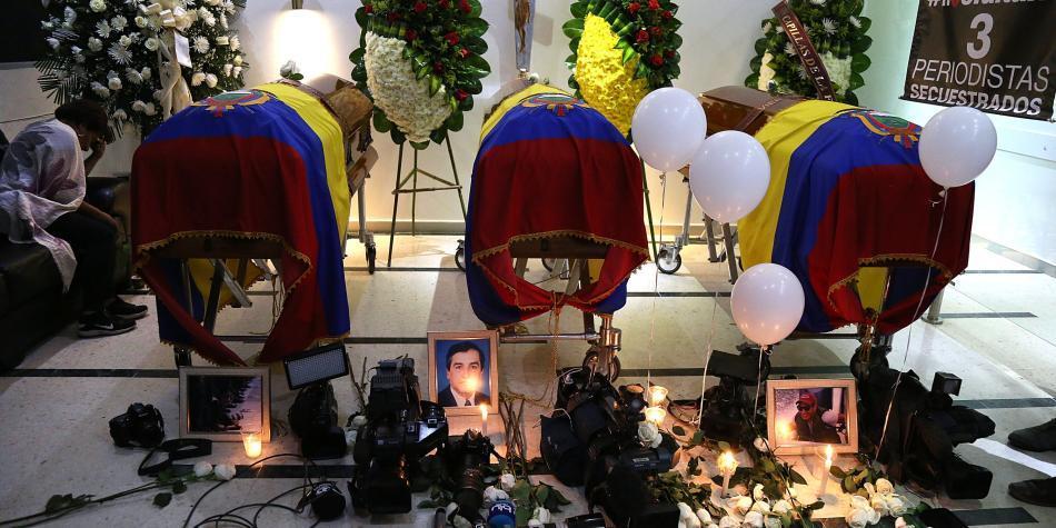 Homenaje a periodistas