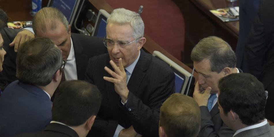 Centro Democrático definió los proyectos que radicará en el Congreso