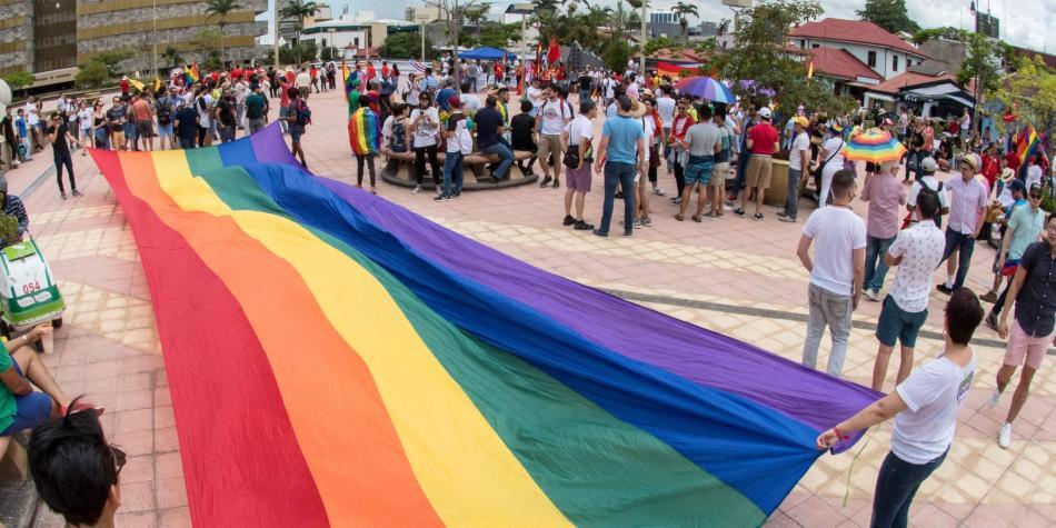 ¿Dónde es reconocida y dónde condenada la homosexualidad en el mundo?
